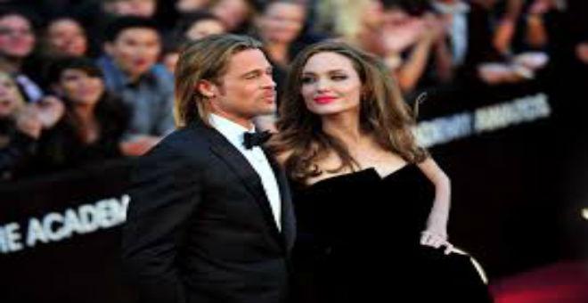 أنجلينا جولي وبراد بيت يقرران الانفصال بسبب الخيانة