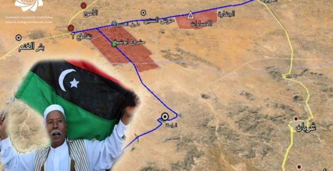 ليبيا: دور القَبيلة فى احتواء تداعيات الازمة و أثارها
