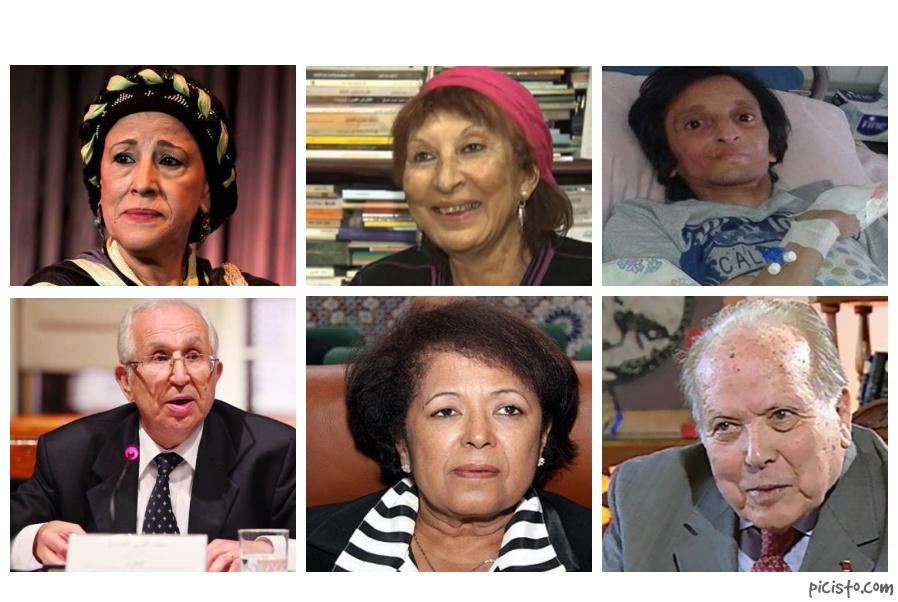 بالصور. مشاهير مغاربة ودعناهم خلال سنة 2015