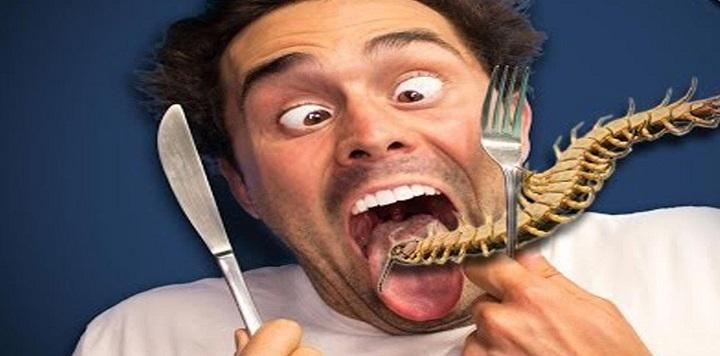 أغرب 10 حشرات فى العالم | منهم حشرة تأكلها كل يوم !