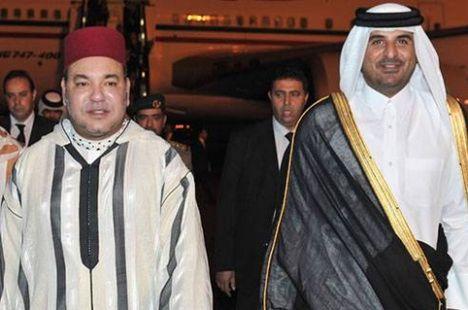 ''كسر في الساق'' سبب مغادرة العائلة القطرية المغرب بشكل مفاجئ