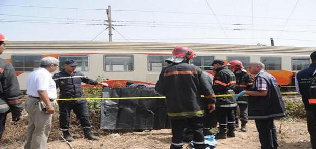 صادم. قطار يدهس طفلة صغيرة ويفرم جثتها إلى أشلاء!