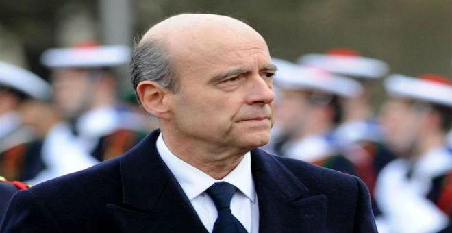 آلان جوبي في الجزائر لدعم حملته للترشح لرئاسيات فرنسا