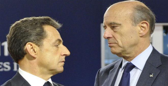 جوبي ما يزال يتقدم على ساركوزي في استطلاعات الرأي