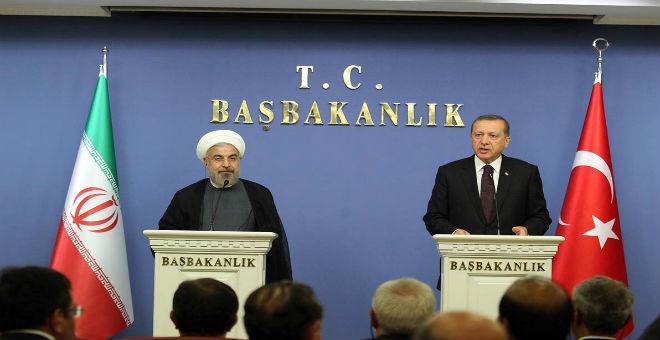 تركيا تطالب إيران وقف حملات إعلامها ضد أردوغان