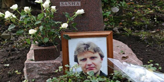 قبر الجاسوس الروسي ألكسندر ليتفنينكو