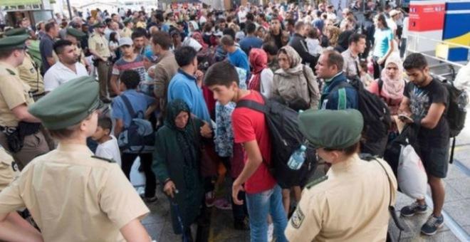 بعد رفض طلبات لجوئهم..ألمانيا  تعتزم إبعاد لاجئين جزائريين  ومغاربة
