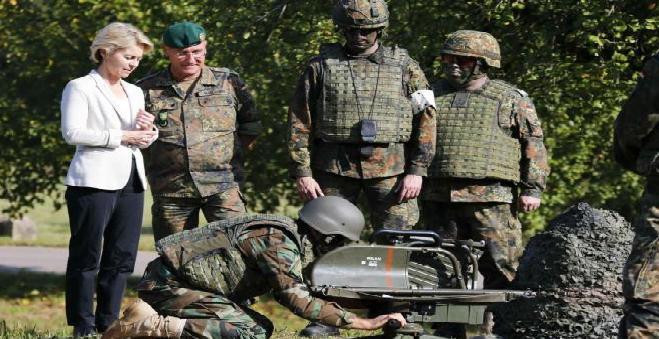 هل تشارك ألمانيا في الحرب ضد
