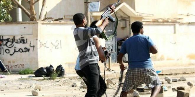 """""""رايتس ووتش"""" تتهم أطراف الصراع في ليبيا بارتكاب جرائم حرب"""