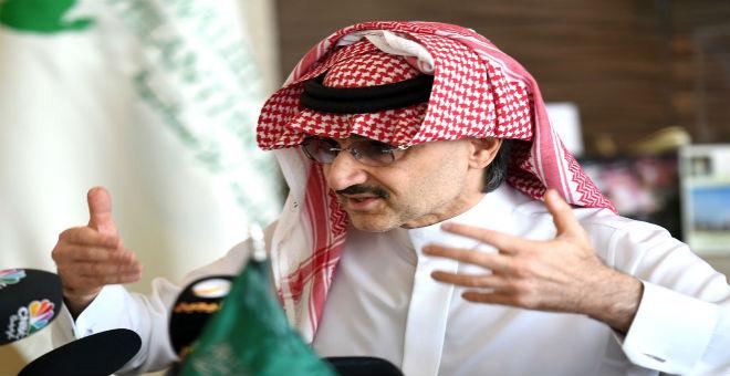 الوليد بن طلال لدونالد ترامب: