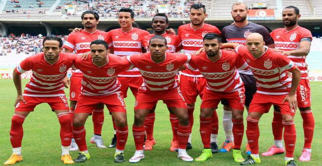 النادي الافريقي يعلن عن قائمته النهائية لدوري الأبطال