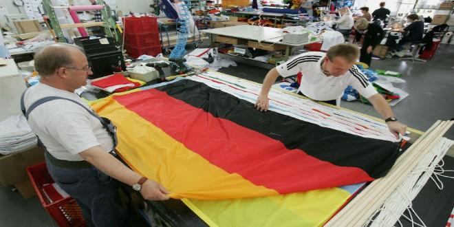 الاقتصاد الألماني في أحسن حالاته مقارنة بدول أوروبية أخرى