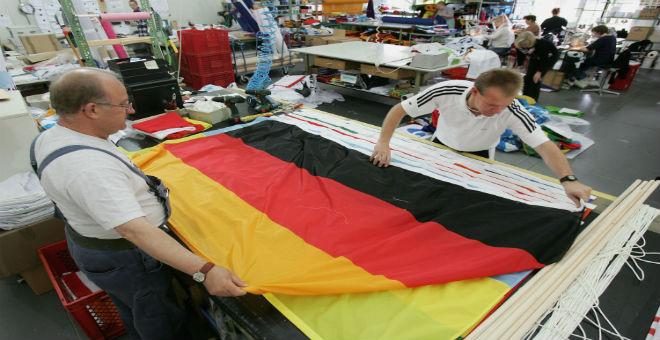 ألمانيا تحقق فائضا ماليا بقيمة 12 مليار يورو
