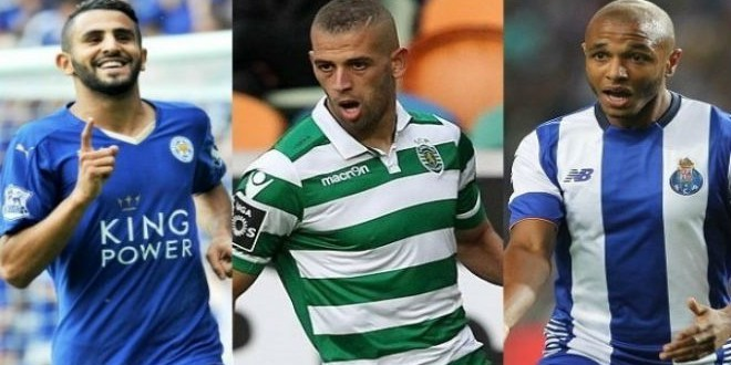 الثلاثي الجزائري