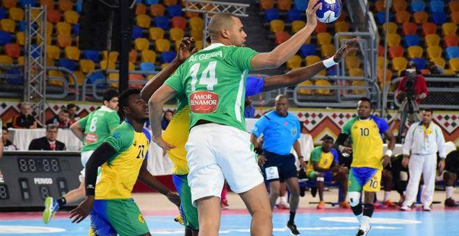 بطولة افريقيا: الجزائر تسحق نيجيريا وتتأهل لمواجهة الكونغو