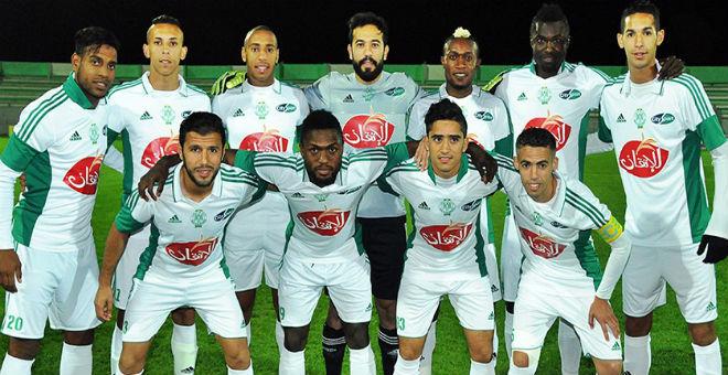 الرجاء يحقق فوزا وديا على فريق المقاصة المصري