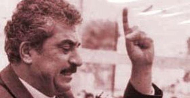 بنكيران يرقص بجانب شباط ولشكر على إيقاعات الدبكة الفلسطينية