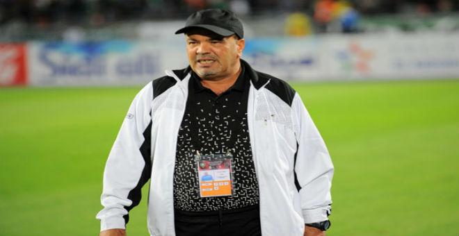 إستقالة أحمد العجلاني من تدريب خريبكة
