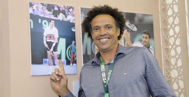 العيناوي : جوكوفيتش الأفضل عالميا والجزيري آمال التنس العربي