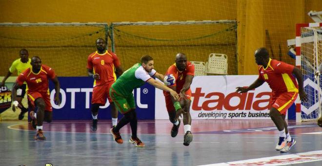 المنتخب المغربي لكرة اليد يتأهل لربع نهائي بطولة افريقيا