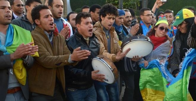 الأمازيغ في المغرب يحتفلون بالعام الجديد