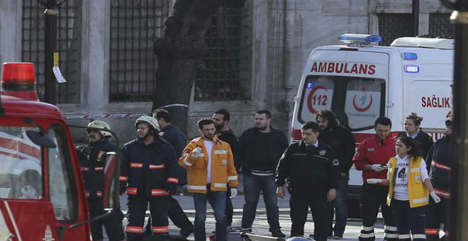 إسطنبول تستفيق على إيقاع انفجار عنيف خلف قتلى وجرحى
