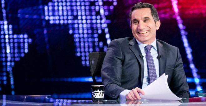 باسم يوسف يسخر من برلمان مصر