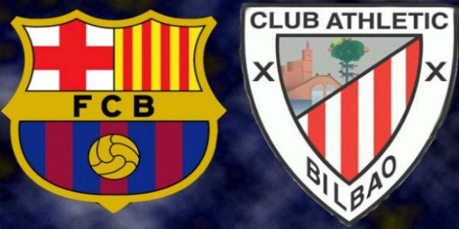 برشلونة يصطدم مع بيلباو في كأس إسبانيا