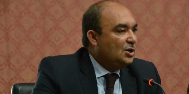السيد منصف بلخياط، القيادي بحزب التجمع الوطني للأحرار