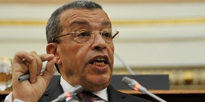 السيد عبد الرحمان بنخالفة، وزير مالية الجزائر