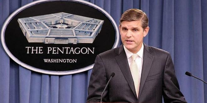 بيتر كوك، المتحدث باسم وزارة الدفاع الأمريكية