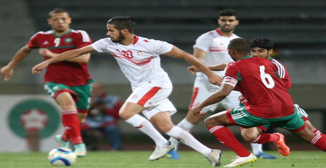 منتخب تونس يقوي من حظوظه للعبور للدور الثاني