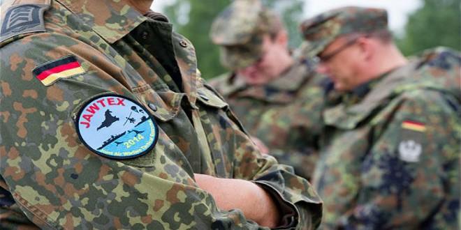 200 عسكري تنوي ألمانيا إيفادهم إلى ليبيا