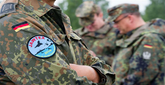 ألمانيا قد توفد 200 خبير عسكري إلى ليبيا