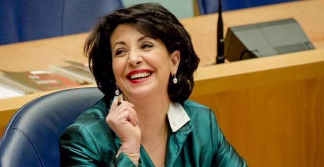 خديجة عريب أول إمراة من أصل مغربي ترأس برلمانا أوروبيا