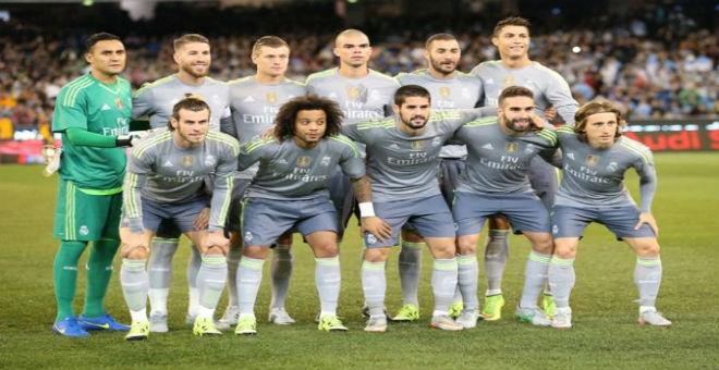 ريال مدريد في صدارة تصنيف الأندية الأوروبية
