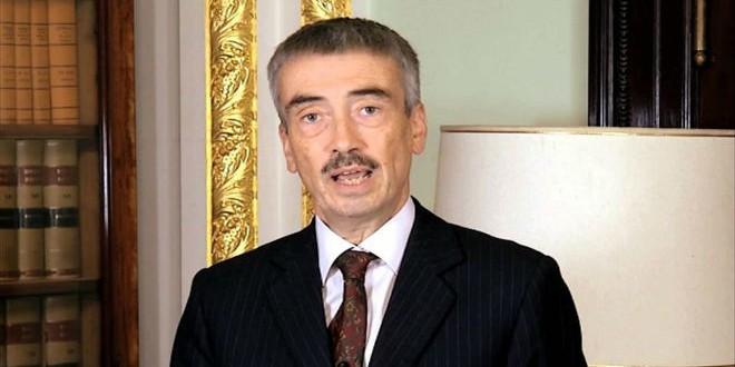 سفير بريطانيا في ليبيا بيتر ميليت