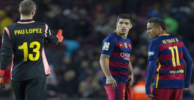 سواريز مهدد بعقوبة كبيرة تصل لثلاث مباريات