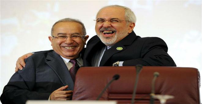 الجزائر تتحفظ على إدانة إيران بخصوص الاعتداء على السفارة السعودية