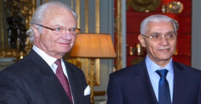 السويد تتطلع إلى تطوير علاقات الشراكة  مع المغرب في جميع المجالات