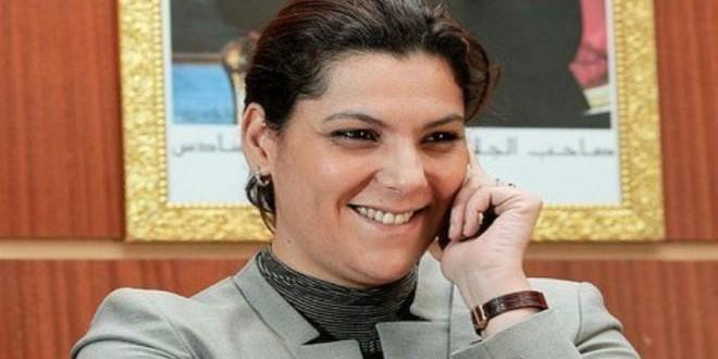 السيدة فاطمة الزهراء المنصوري، عمدة مراكش سابقا