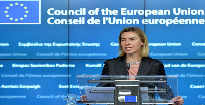 الاتحاد الأوروبي قلق من استهداف