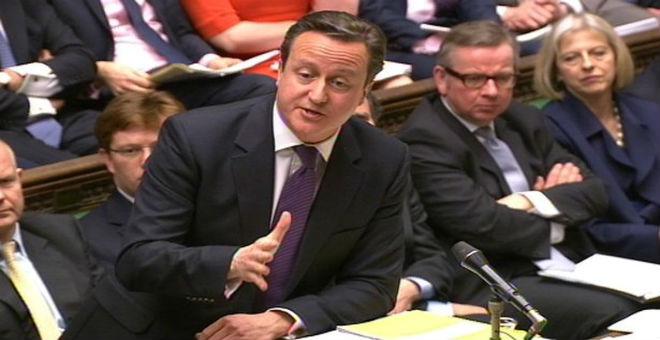 البرلمان البريطاني يسائل حكومة كاميرون بشأن إرسال قوات إلى ليبيا