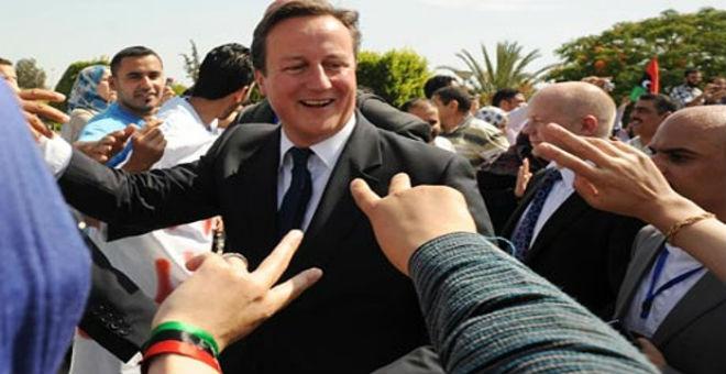 كاميرون يدافع مجددا عن التدخل العسكري في ليبيا