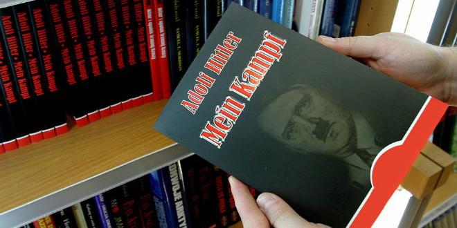 """كتاب هتلر """"كفاحي"""" بعد الترخيص بنشره"""