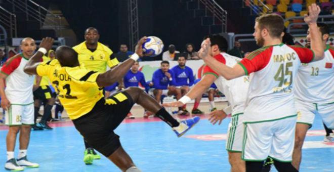 المغرب ينهزم بشرف أمام أنغولا ويودع بطولة افريقيا
