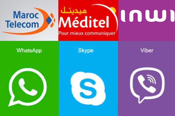 كيف تستعمل المكالمات على الواتساب وسكايب وفايبر رغم حظرها في بلدك وكيف تستخدمها بدون استهلاك الرصيد