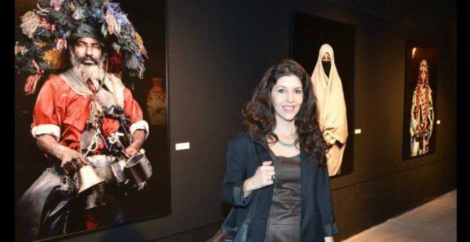 الملك يتكفل بنقل جثمان المصورة المغربية ليلى العلوي