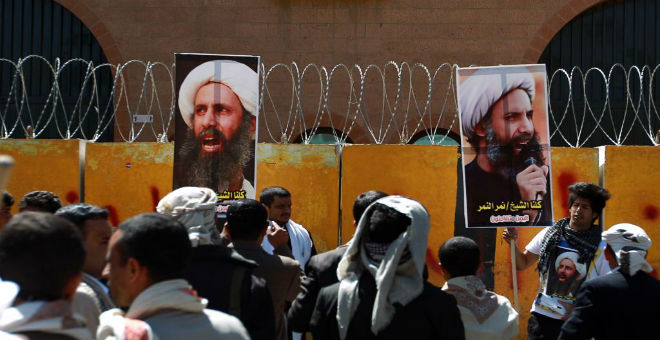 إيران تصعد من لجتها ضد السعودية بعد إعدام الشيخ النمر