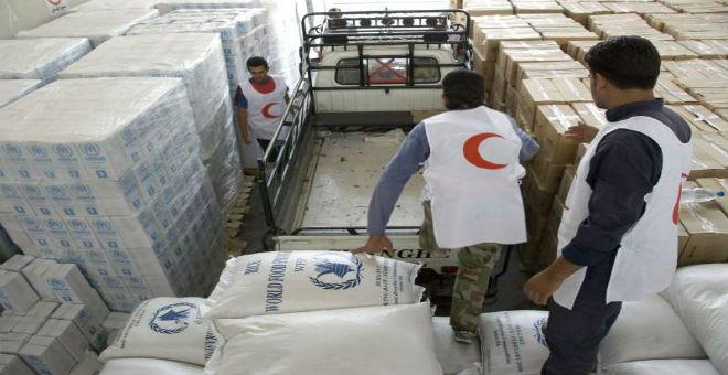عودة الأمل إلى ثلاثة بلدات سورية مع بدء فك الحصار عنها